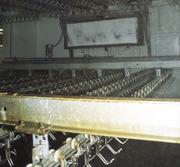 Система подвешивания конвейера типа TP