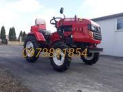 Мототрактор Лідер,  Lider 160 Х, фреза+плуг, трактор, міні трактор
