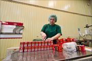 Рабочие на упаковку чая в Германии